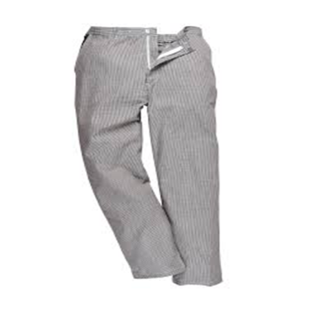 Houndstooth Chefs Trousers