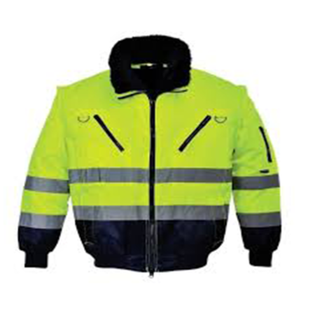 3 in 1 Hi-Vis Jacket