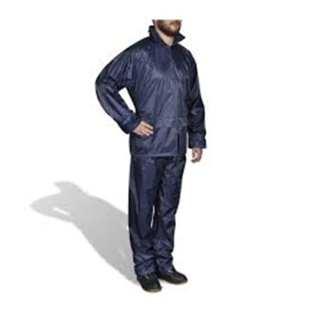 Navy Rain suit