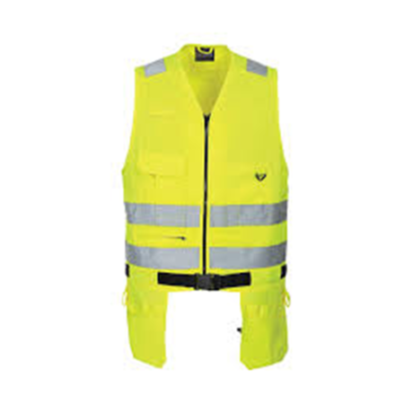 High Visibility Tool Vest